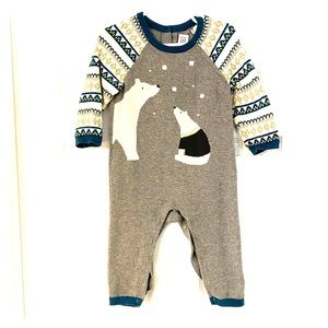Gap Baby long sleeved sweater jumper